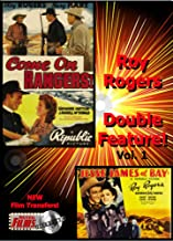 Roy Rogers Double Feature Vol. 1: Come on Rangers! & Jesse James At Bay