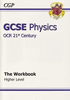 GCSE Physics OCR 21st Century Workbook - Higher