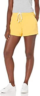 Marchio Amazon - Goodthreads - Heritage Fleece Heritage Drawstring Shorts, shorts Donna