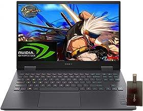 "2020 HP OMEN Gaming Laptop, 15.6"" FHD IPS 144Hz, AMD Ryzen 7 4800H 8-core(Beat i7-9850H), GeForce GTX 1660 Ti, 32GB DDR4 R..."