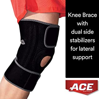 71d3acf680 ACE Brand Knee Brace with Dual Side Stabilizers, America's Most Trusted  Brand of Braces and