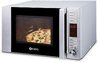 Koryo 30L Convection Microwave Oven (KMC3022, Black)