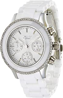 DKNY Quartz Movement For Women, Stainless Steel Band NY8672