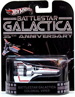 hot wheels battlestar galactica viper