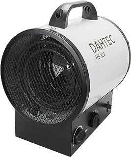 DAHTEC - H5.322 - Calefactor Ventilador eléctrico 5kW 5000