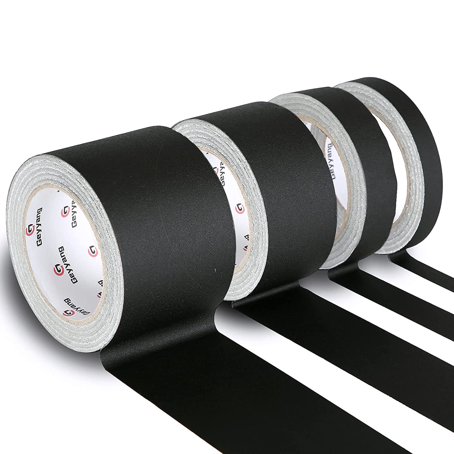 4 Max 87% OFF Pack Gaffers Tape 0.6