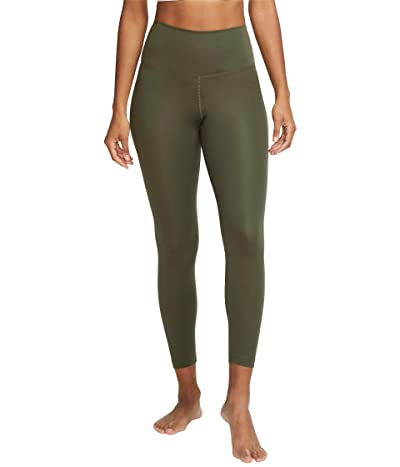 Nike The Nike Yoga 7/8 Tights (Cargo Khaki/Medium Olive) Women