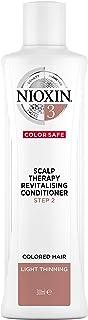 Nioxin System 3 Scalp Revitaliser Fine Hair Conditioner 300 Ml - 300 ml