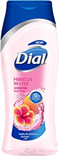 Dial Body Wash, Hibiscus Water with Up to 12 Hours of Freshness, 12 Fluid Ounces