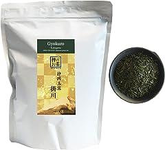 Zen no Megumi Organic Japanese tea Gyokuro leaves green tea Kakegawa Made in Shizuoka Japan (16oz (460g))