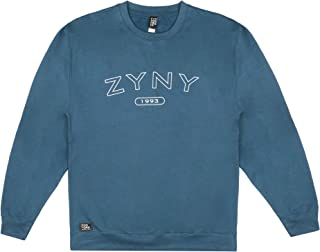Zoo York Men's Arch Bank Crew Pullover Sweater