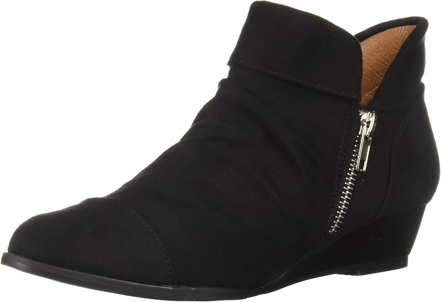 LFL by Lust for Life Womens Ll-Earth Ankle Boot