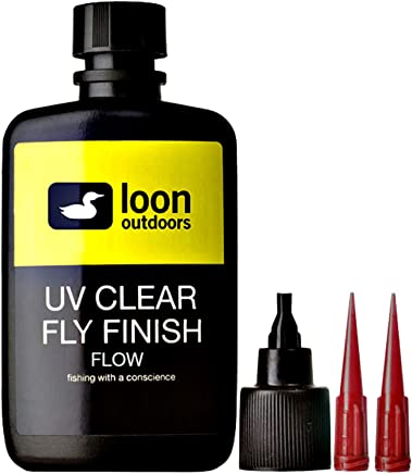 Cliff Outdoors Leather Floatant Holder /& Loon Aquel