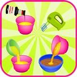 cocinar pastel: juegos de cocina