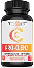 Sponsored Ad - Zhou Pro-Clenz | 7 Day Colon Cleanse Detox with Probiotics | Healthy Weight, Regularity & Digestion Formula...
