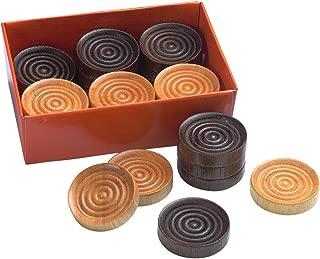 Drueke 831.24 Wood Checkers
