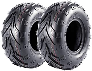 145/70-6 Tires for ATV Go-Kart Mini Bike 145x70x60 145/70x6 4PR Set of 2