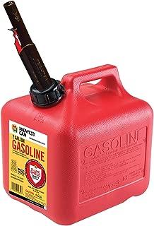 Quick-Flow Spout 2310 Red 2 Gallon Auto Shut Off Gasoline Can