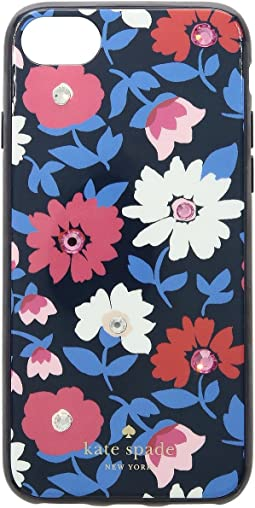 Kate Spade New York - Jeweled Daisy Phone Case for iPhone® 8