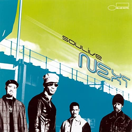 Next by Soulive & Amel Larrieux & Black Thought & Talib Kweli on Amazon  Music - Amazon.co.uk