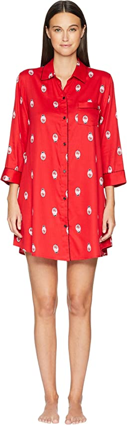Sateen Dolls Sleepshirt