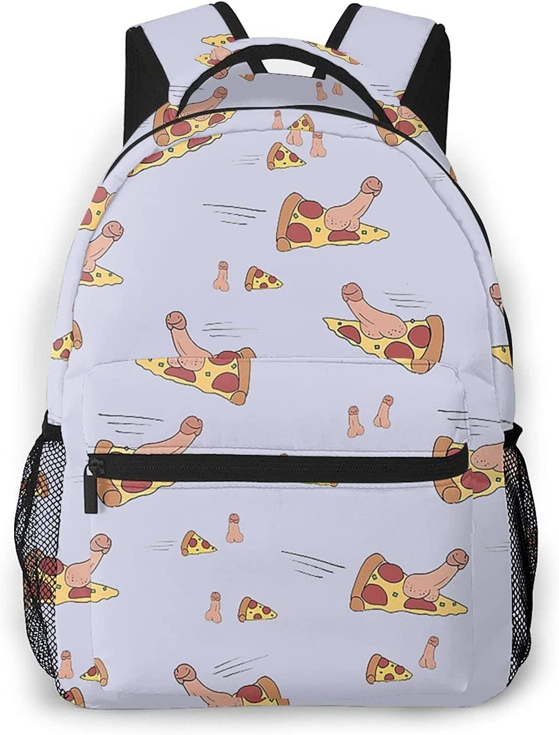 Dicks Pizza Travel Daypack Student Fixed price for sale Rucksack 2021 Laptop Ligh Backpack
