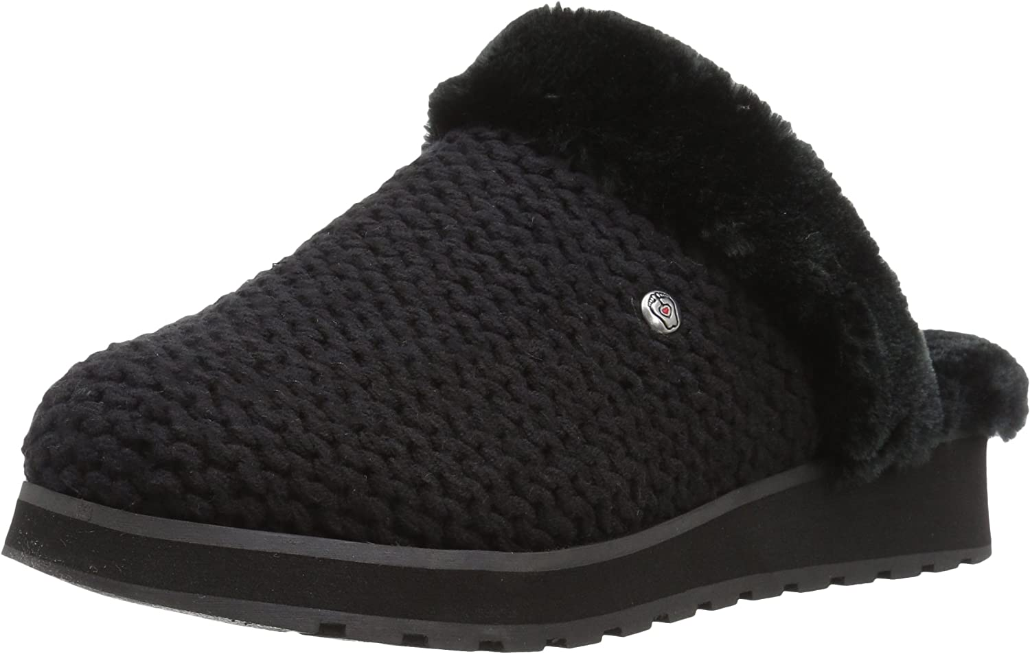 Skechers Womens Keepsakes High - Nubby Knit Clog