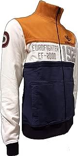 Sudadera FE1437 Bruciato-BLU-Blanco Abierto Hombre, Polo, Pantalón, Camiseta, Camiseta