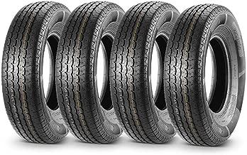 MaxAuto Trailer Tires 215/75R14 ST215/75R14 8PR/Load Range D 108/103L