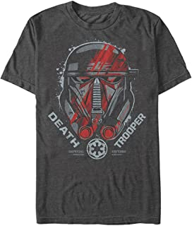 Star Wars Men's Rogue One Death Trooper T-Shirt