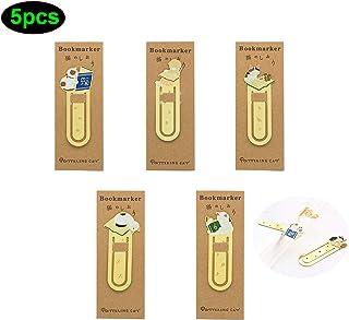 criceto Segnalibro verde e raro alla moda coda di volpe segnalibro con cane e gatto ottimo regalo per lo studio cancelleria per la scuola