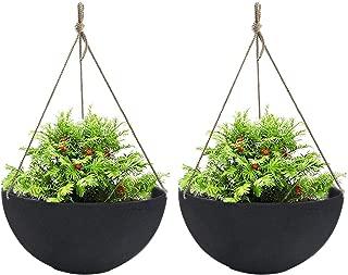 modern hanging baskets