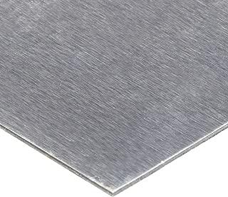 1100 Aluminum Shim Stock, AISI 1100-H18/AMS 4013, 0.021