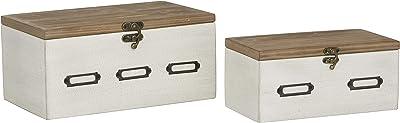"""Deco 79 Box, S/2 10"""", 12"""" W, Multi"""