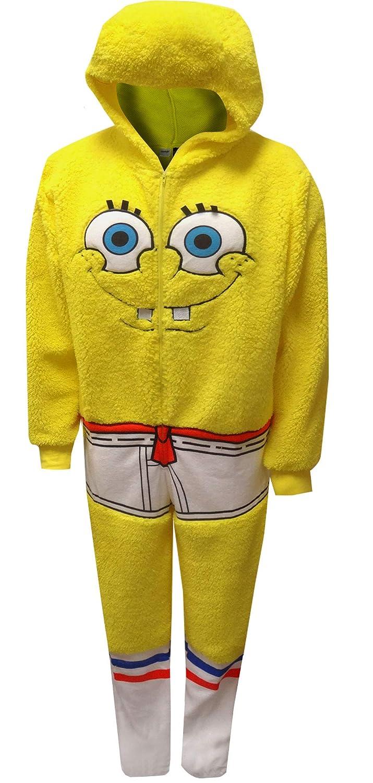SpongeBob Be the Sponge One Piece Pajama for men