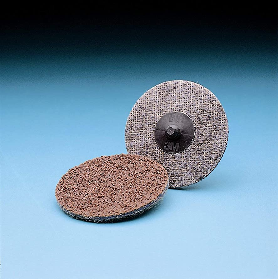 Scotch-Brite Roloc SE Surface Conditioning LS Disc TR, 3 in x NH A CRS, SPR 020592B