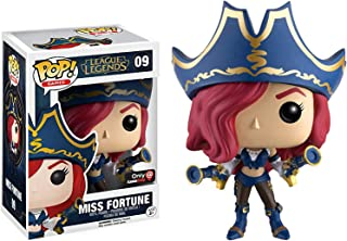 pop miss fortune