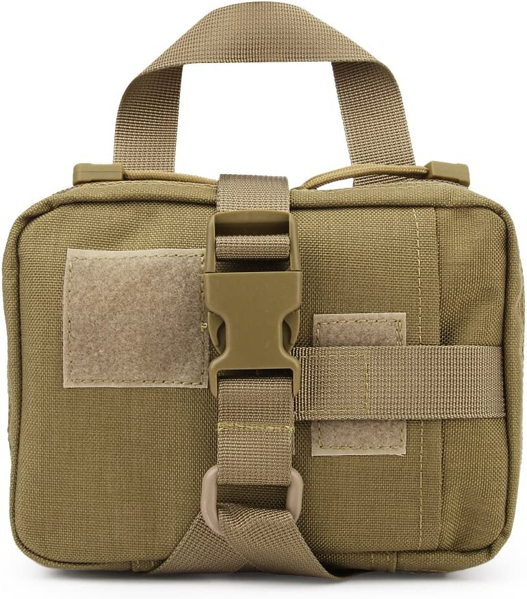 Max 40% OFF Manufacturer OFFicial shop LEJUNJIE Tactical MOLLE Small First Rip-Away Aid Pouch- Kit EMT