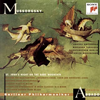Mussorgsky: St. John's Night on the Bare Mountain & Other Works
