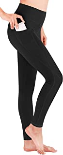 Heathyoga Yoga Pants Extra Soft Leggings with Pockets for Women Non See-Through Stretchy High Waist Women's Workout Leggings