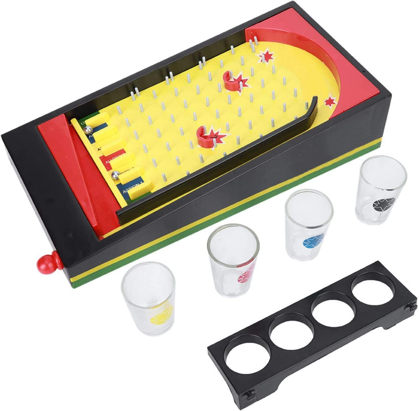 PBOHUZ online shopping Wine Cup Game Nippon regular agency Board Entertainment Plastic Pinball Adults