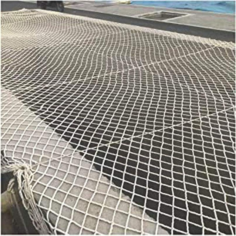 羽受け入れるカートリッジ安全ネット 1.5x8m 怪我防止 フェンス ネット 簡単設置 丈夫 長持ち 家の装飾、天井の装飾、階段の保護、屋外スイング、子供の娯楽に使用されます, 白