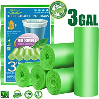 Best compostable trash liners Reviews