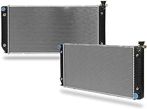 2Row Radiator Replacement for Chevy C/K Truck Suburban C/K Blazer Cadillac Escalade GMC Yukon 5.7L 7.4L 5.0L