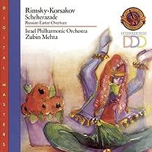 Rimsky-Korsakov: Scheherazade, Op. 35 & Great Russian Easter Overture, Op. 36