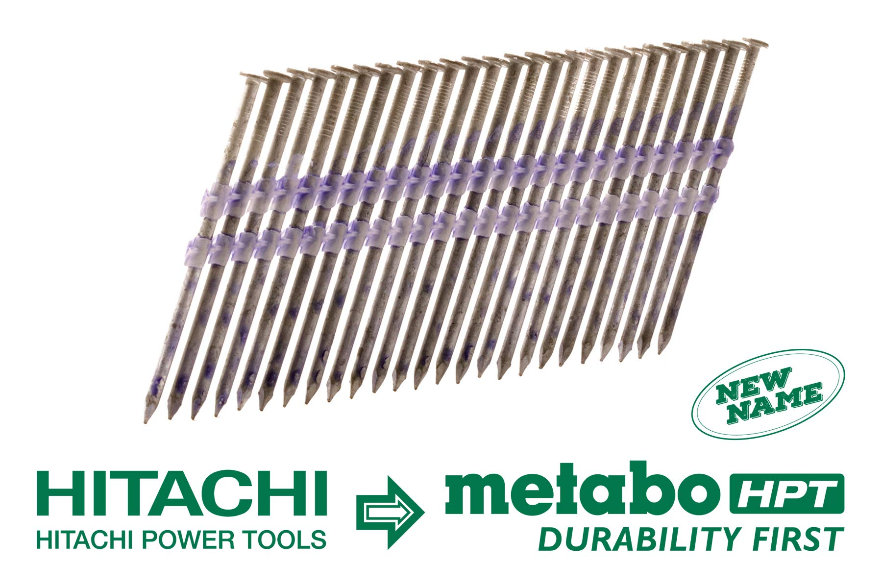 Metabo HPT 20163SHPT Galvanized Collation