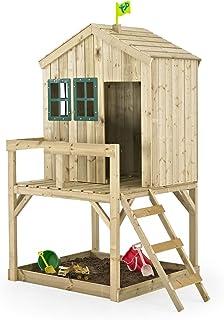 Casita Infantil de Madera Outdoor Toys Forest Cottage