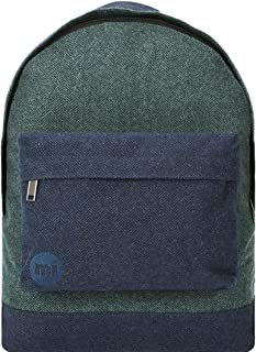 Premium Backpack Mochila Tipo Casual, 41 cm, 17 litros, Herring Gr/Nav