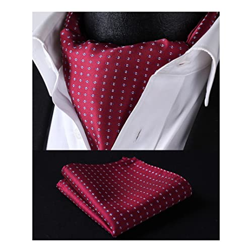 Spot Polka Dot Gents Woven Tie 100/% Polyester UK Manufactured STOCK CLEARANCE