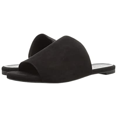 Clergerie Gigy (Black Suede) Women